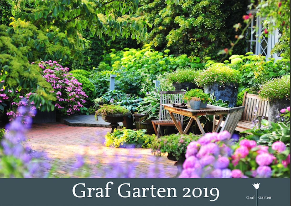 grafgarten, der grafgarten kalender 2019 ist da! | graf garten, Design ideen